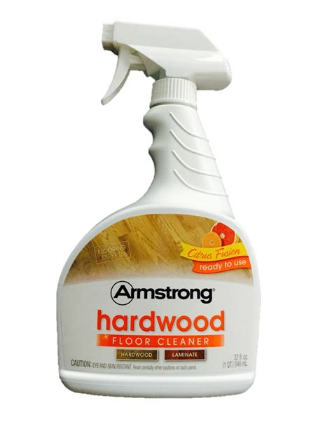 new armstrong hardwood and laminate floor cleaner 32 oz