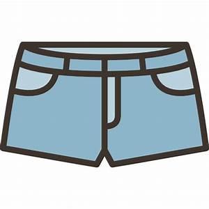 Denim shorts - Free fashion icons
