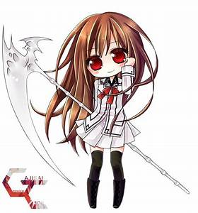 Yuuki, Vampire Knight   Chibi world   Pinterest