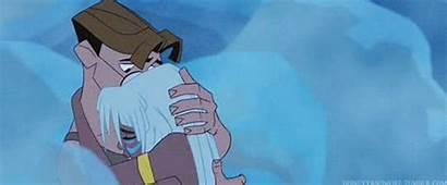 Atlantis Lost Empire Hug Milo Kiss Fanpop