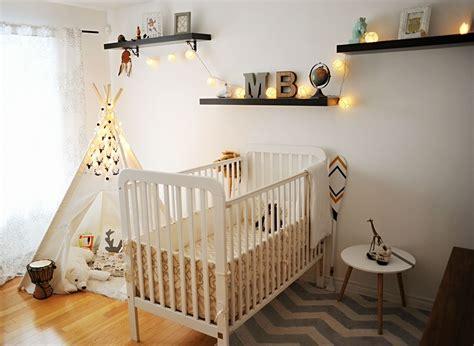 chambre flottante avant après une chambre de bébé vintage bohème avec