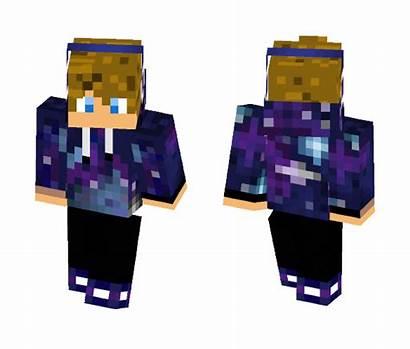 Galaxy Boy Minecraft Skin Skins Superminecraftskins Male