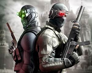 Tom Clancy's Splinter Cell Conviction Wallpapers | HD ...