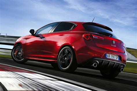 2016 Alfa Romeo Giulietta Facelift To Debut At Geneva 2016