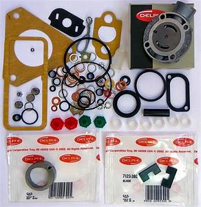 Cav Overhaul Rebuild Kit Lucas Dpa Roto Diesel Injection