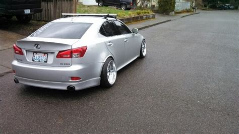 stanced lexus lexus is350 stanced hellaflush jdm pinterest