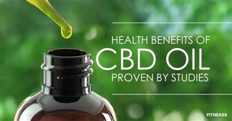 Health Benefits Of CBD Oil (Cannabidiol) Proven By ...