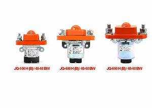 48 Volt Dc Switching Contactors Coil Curren For