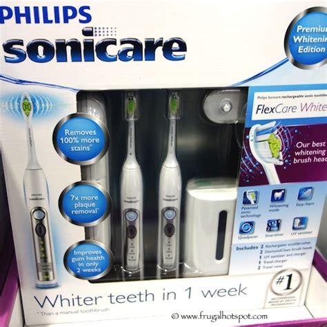 Costco Sale: Philips Sonicare FlexCare White Toothbrush 2