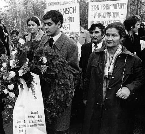 Und was ist eigentlich der unterschied zwischen sinti und roma? Nachruf auf Simone Veil | Zentralrat Deutscher Sinti und Roma