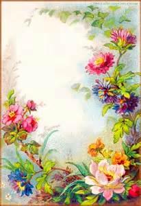 Victorian Flower Border