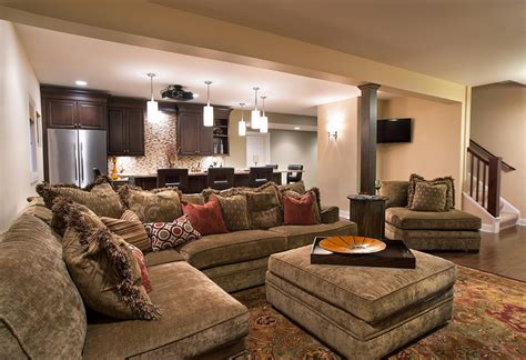 cozy home theater the home touches