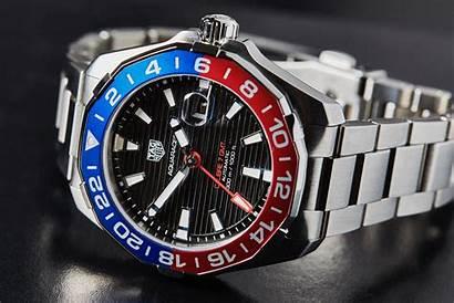 Heuer Aquaracer Gmt Calibre Pepsi Way201f 300m