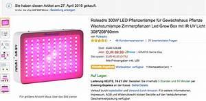 Led Grow Erfahrung : roleadro led test produktvergleich led grow ~ Watch28wear.com Haus und Dekorationen