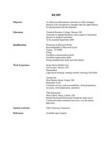 administrative assistant resume in schools sales assistant lewesmr