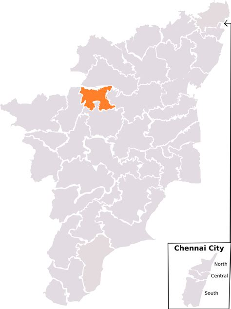 Salem (Lok Sabha constituency) - Wikipedia