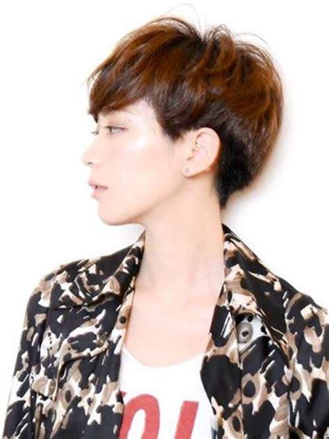 popular asian short hairstyles short hairstyles    popular short hairstyles