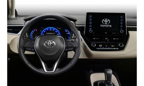 toyota corolla  design engine  features