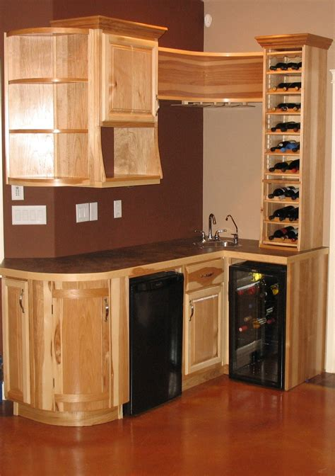 Small Bar Cabinets by Kitchen Installing Bar Cabinets In Any Room Can Add