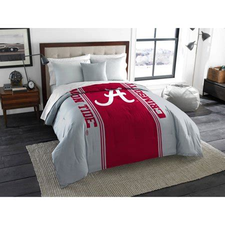 alabama comforter set ncaa alabama crimson tide bedding comforter