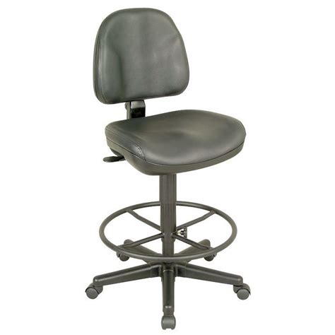 ergonomic kneeling drafting chair alvin premo ergonomic drafting chair ch444 90dh
