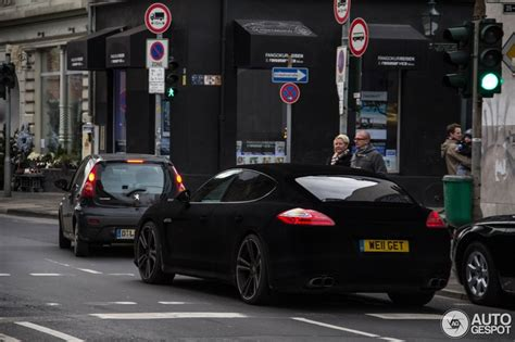 velvet wrapped porsche panamera gts feels   cuddly