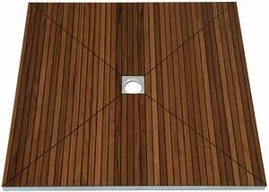 Holz Im Nassbereich : teakholzboden f r bodengleiche duschen ablauf mit holzboden aus teakholz ~ Markanthonyermac.com Haus und Dekorationen