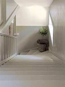 Maison Deco Com : id e d co peinture int rieur maison les murs bicolores ~ Zukunftsfamilie.com Idées de Décoration