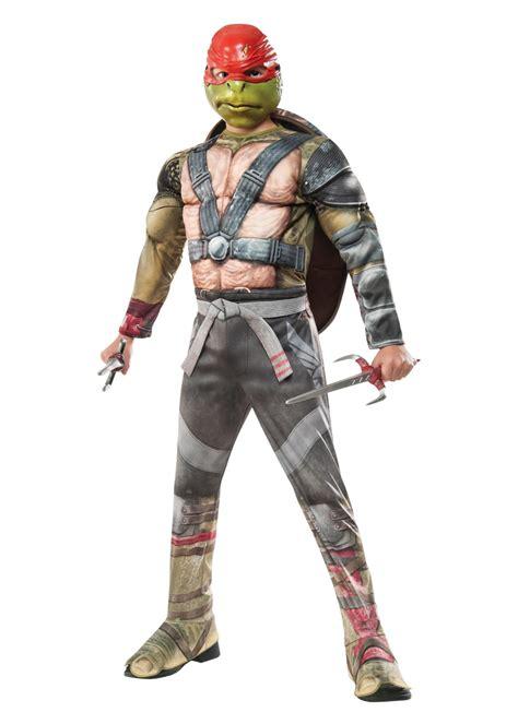 teenage mutant ninja turtles  raphael boys costume