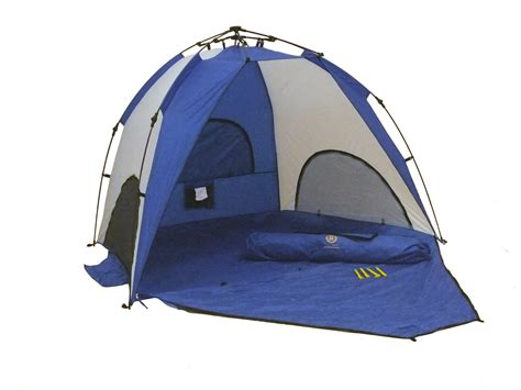 Genji Sports One Step Instant Push Up Hexagon Beach Tent