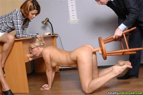 Completely Vid At Badlittlegrrl Staff Clerks Stuff A Absolutely Undressed Gal With Silicone