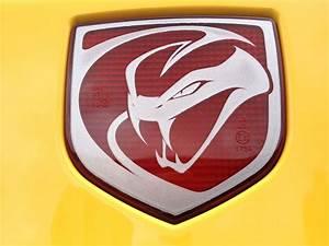 2013 Srt Viper Aero Styker Logo Photo 19