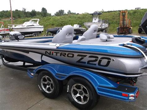 Nitro Boats For Sale Ohio by Nitro Z20 Boats For Sale 3 Boats
