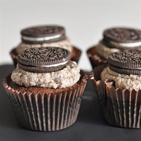 recipe hidden oreo cupcakes sophie loves food