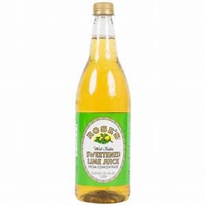 Rose's Lime Juice 1 Liter