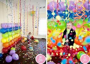 Birthday, Party, Decoration, Ideas