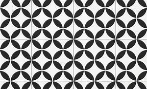 Sol Vinyle Carreau Ciment : sol vinyle bubblegum carreau ciment noir rouleau 4 m en 2019 lino sol vinyle carreaux ~ Dode.kayakingforconservation.com Idées de Décoration