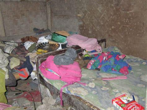 nyoman kasna keluarga miskin  desa kawan bangli