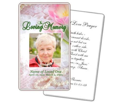 freeprintablefuneralprayercards memorial cards