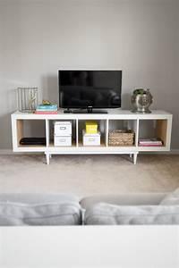 etageres pour meuble tv With meuble kallax