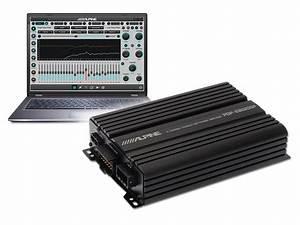 8-channel Digital Dsp Amplifier - Alpine