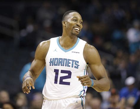 Dwight Howard Finds A New Energy In Charlotte Houston