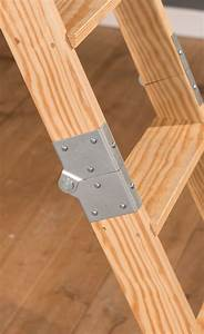 Tips  U0026 Ideas  Attic Ladder Hinges With Durables Designs