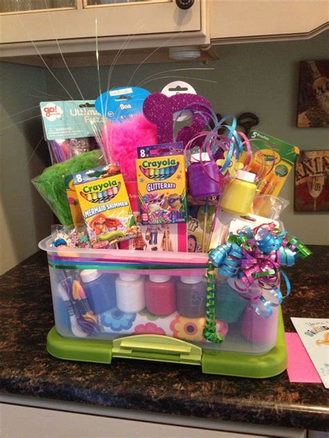 gifts for crafters arts and crafts birthday gift allys pinterest