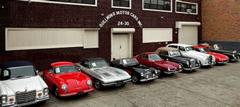 Gullwing Motor Cars | Collector and Classic Car Dealer ...
