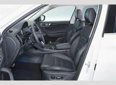 Skoda Kodiaq interior Autocar