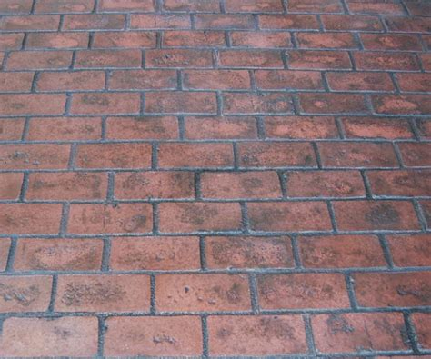 running brick pattern running bond used brick rcs contractor supplies