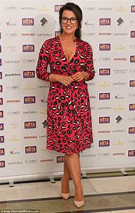 Susanna Reid stuns in plunging dress at Reality TV Awards ...