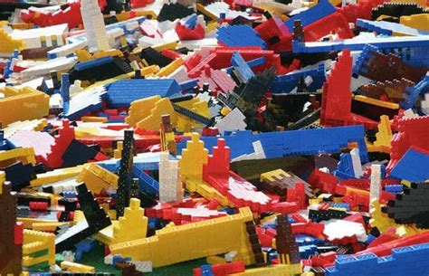 James May's Lego House Is Demolished Telegraph