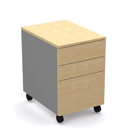 modern pedestal pedestals and caddies mobili office